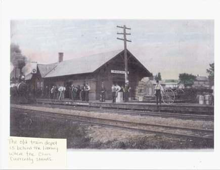 Wonewoc Depot