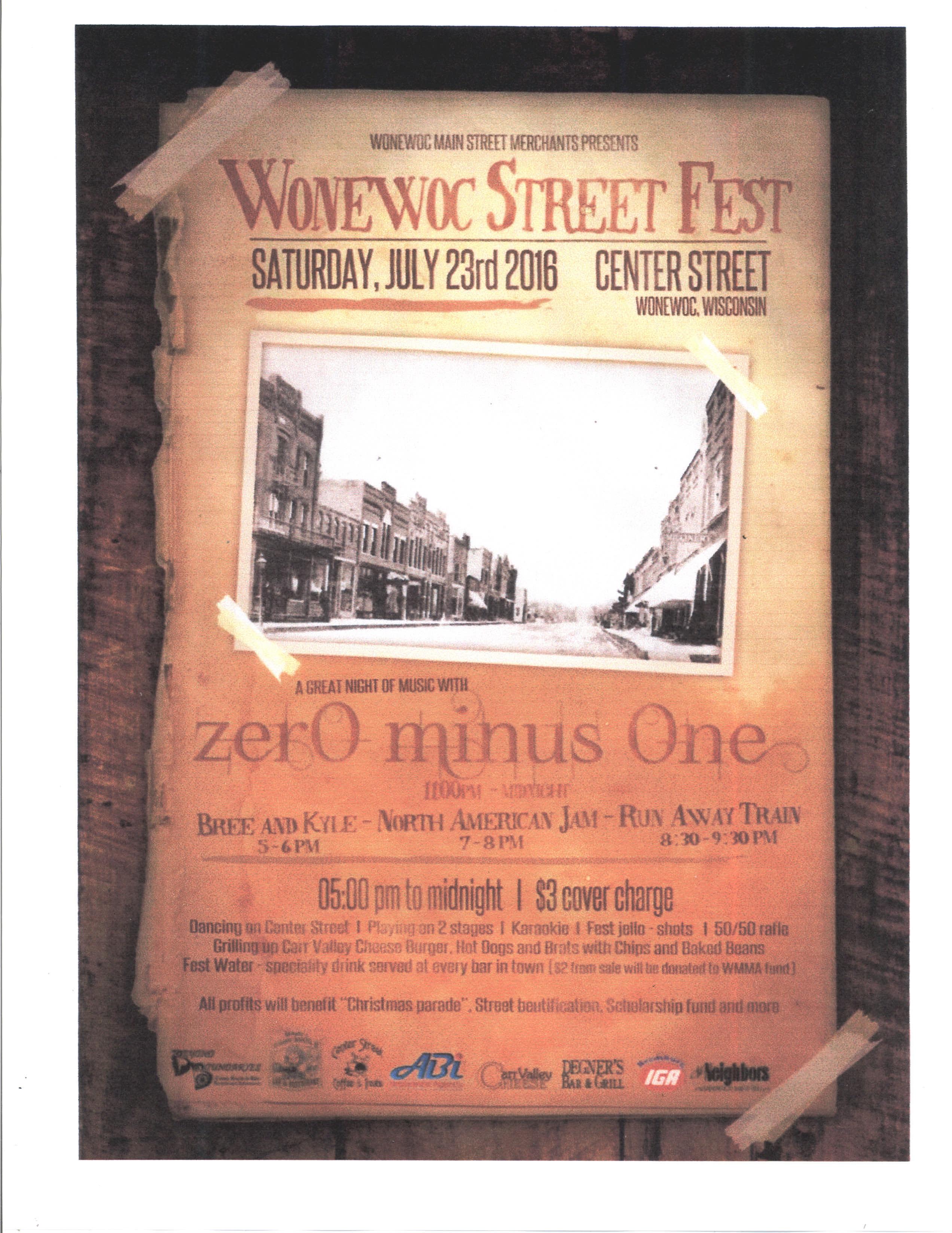 2016 Street Fest